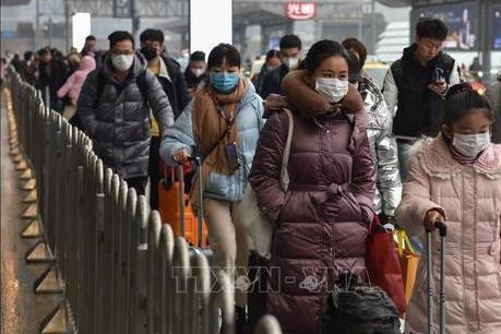 Dịch do virus Corona: Chợ mua bán vật tư y tế giả phát triển tại Trung Quốc