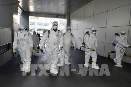 Dịch do virus Corona: Hàn Quốc đã có 556 ca nhiễm, 4 người tử vong