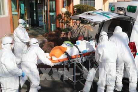 Hàn Quốc: Hơn 50% ca nhiễm COVID-19 liên quan đến giáo phái Shincheonji
