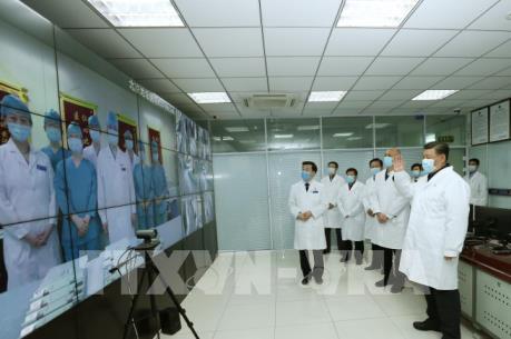 """Trung Quốc nhận định COVID-19 là dịch bệnh """"khó khăn nhất từ trước đến nay"""""""