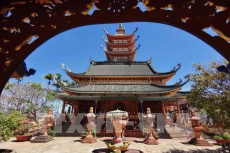 Nét đẹp cổ kính Chùa Bửu Minh (Gia Lai)
