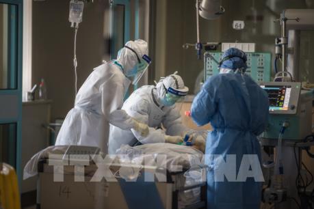 Trung Quốc đại lục ghi nhận 409 ca nhiễm mới, 150 ca tử vong