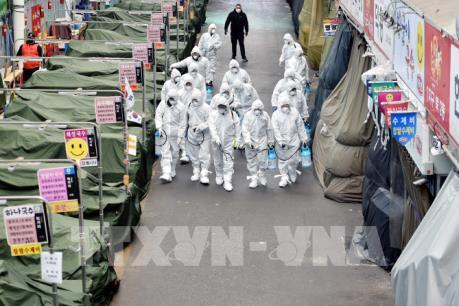 """Chuyên gia Mỹ cảnh báo nguy cơ có một """"Vũ Hán mới"""" ở Hàn Quốc"""