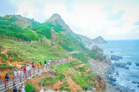 Tháng 3, về với nơi ngắm bình minh đẹp nhất Việt Nam