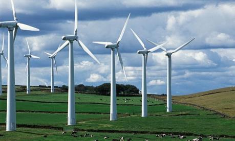 Khánh thành giai đoạn 1 Trung tâm điện gió lớn nhất Tây Phi