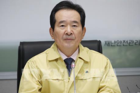 """Dịch COVID-19: Thủ tướng Hàn Quốc chuyển trụ sở công tác tới """"ổ dịch"""" Daegu"""
