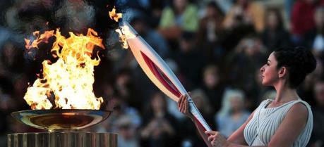Dịch COVID-19: Hy Lạp lên kế hoạch thay thế cho lễ đốt đuốc Olympic