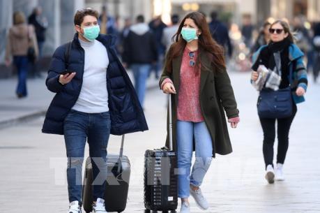 Dịch COVID-19: Các ca nhiễm đầu tiên ở Croatia và Áo từng đến Italy