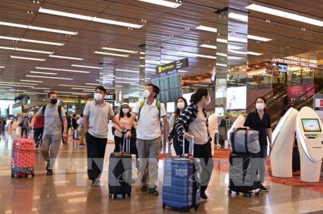 Từ 23h59 ngày 16/3, hành khách Việt Nam nhập cảnh vào Singapore sẽ bị cách ly