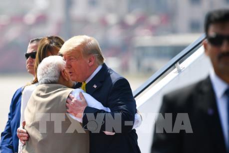 Tổng thống D. Trump: Mỹ và Ấn Độ có thể đạt thỏa thuận thương mại vào cuối năm