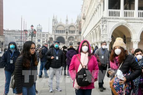 Italy điều chỉnh cách tính số ca nhiễm virus Corona chủng mới