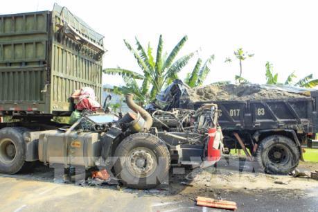 Tai nạn giao thông giảm cả ba tiêu chí