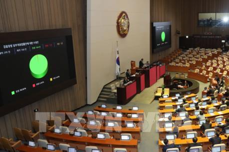 Hàn Quốc thông qua gói 3 dự luật chống dịch bệnh
