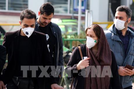 Dịch COVID-19: Iran ghi nhận thêm 3 ca tử vong do virus SARS-CoV-2