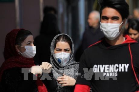 Dịch COVID-19: Iran ghi nhận 22 ca tử vong