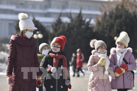 Dịch COVID-19: Triều Tiên hoãn ngày tựu trường của tất cả các cấp học
