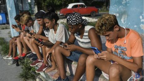 63% dân số Cuba sử dụng Internet