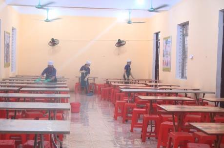Dịch COVID-19: Thanh Hóa sẵn sàng đón học sinh trở lại trường