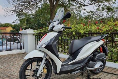 Piaggio Medley 2020 ra mắt thị trường Việt có nhiều nâng cấp đáng chú ý