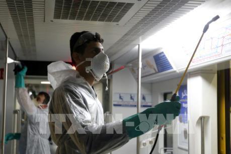 Dịch viêm đường hô hấp cấp COVID-19: WHO lo ngại tình hình dịch bệnh tại Iran