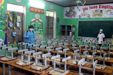 Bộ GD-ĐT đề nghị cho trẻ mầm non đến lớp 9 nghỉ học thêm 1-2 tuần