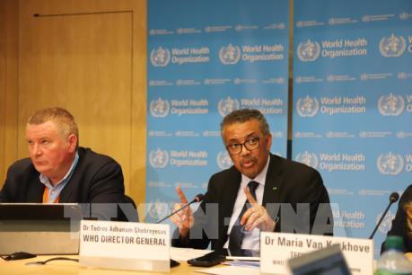 Tổng Giám đốc WHO kêu gọi thế giới sẵn sàng ứng phó với khả năng bùng phát đại dịch