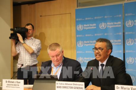 """Tổng giám đốc WHO: Thế giới đang ở """"thời điểm quyết định"""" trong ứng phó dịch"""