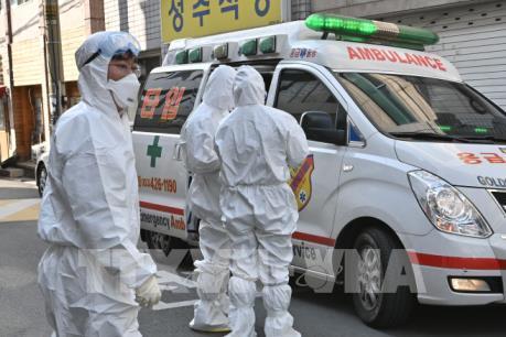 Cập nhật mới nhất về dịch do virus Corona tại Hàn Quốc tính đến chiều 28/2