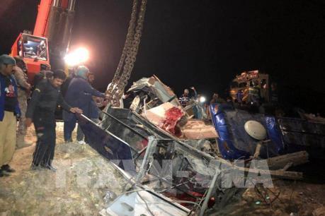 Pakistan: Tai nạn đường sắt nghiêm trọng khiến 18 người thiệt mạng