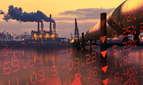Giá dầu thế giới tuần qua giảm mạnh nhất trong hơn một thập kỷ