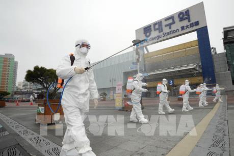 Dịch COVID-19: Hàn Quốc sẽ có thêm nhiều ca nhiễm SARS-CoV-2 tại Daegu