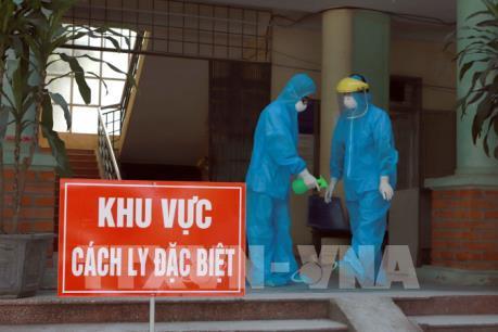 Vĩnh Phúc: Cách ly y tế 9 công dân để phòng chống dịch COVID-19