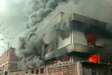 Nổ lớn tại nhà máy hóa chất ở Ấn Độ khiến hơn 30 người thương vong