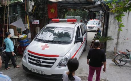 Hà Nội: Ca tử vong tại Bắc Từ Liêm âm tính với COVID-19