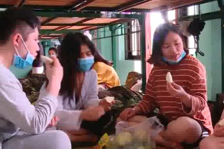 Cuộc sống tại khu cách ly tập trung Đồng Nghệ, Đà Nẵng