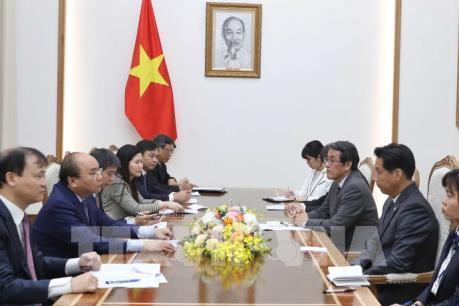 Tập đoàn Aeon đặt mục tiêu xuất khẩu 1 tỷ USD hàng Việt