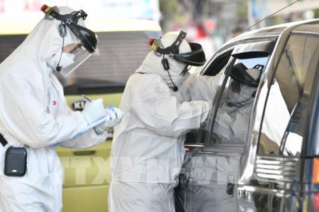 Số ca nhiễm COVID-19 ở Hàn Quốc tăng lên lên hơn 3.500 ca