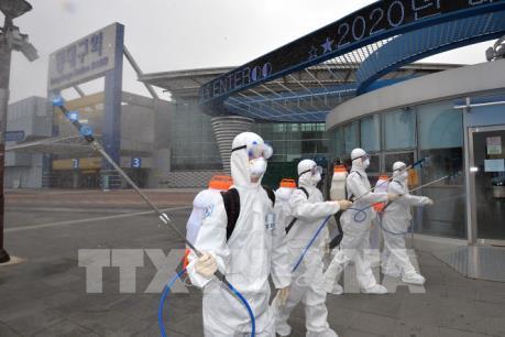 Dịch COVID-19: Số ca tử vong tại Hàn Quốc tăng