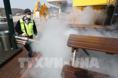 Dịch COVID-19: Hàn Quốc ghi nhận thêm 210 ca nhiễm mới