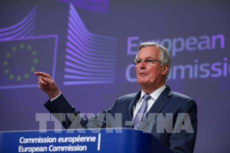 EU và Anh khởi động các cuộc đàm phán hậu Brexit