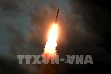 """Hàn Quốc: Dường như Triều Tiên đã phóng """"tên lửa đạn đạo tầm ngắn"""""""