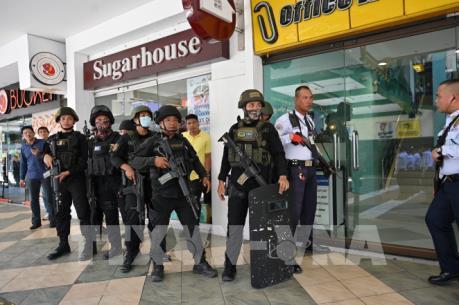 Vụ bắt con tin tại Philippines: Nghi can đầu hàng