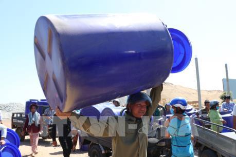WB hỗ trợ dự án cấp nước sạch cho Đồng bằng sông Cửu Long