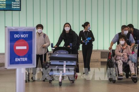 Dịch COVID-19: Trường hợp muốn xét nghiệm tại Mỹ phải có chỉ định của bác sĩ