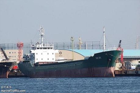 Đã tìm thấy thi thể của thủy thủ Việt trong vụ chìm tàu ở Nhật Bản