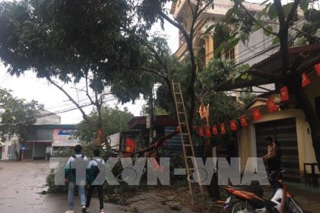 Mưa dông kèm sét khiến 1 người chết và 10 người bị thương ở Hà Giang