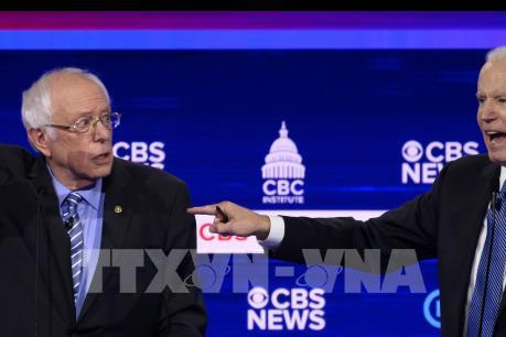 Bầu cử Mỹ 2020: Ứng cử viên Bernie Sanders giành chiến thắng tại bang California