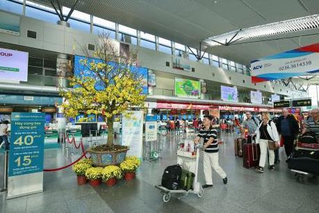 Từ 1/5, ngừng phát loa thông tin chuyến bay tại sân bay Đà Nẵng