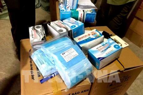 Thêm 11 trường hợp găm hàng, tăng giá hàng chống dịch COVID-19 bị xử phạt