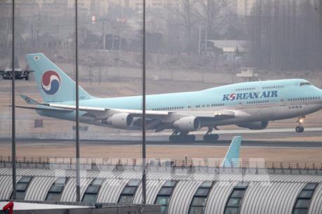 2 hãng hàng không lớn nhất Hàn Quốc dừng nhiều chuyến bay tới Mỹ và châu Âu